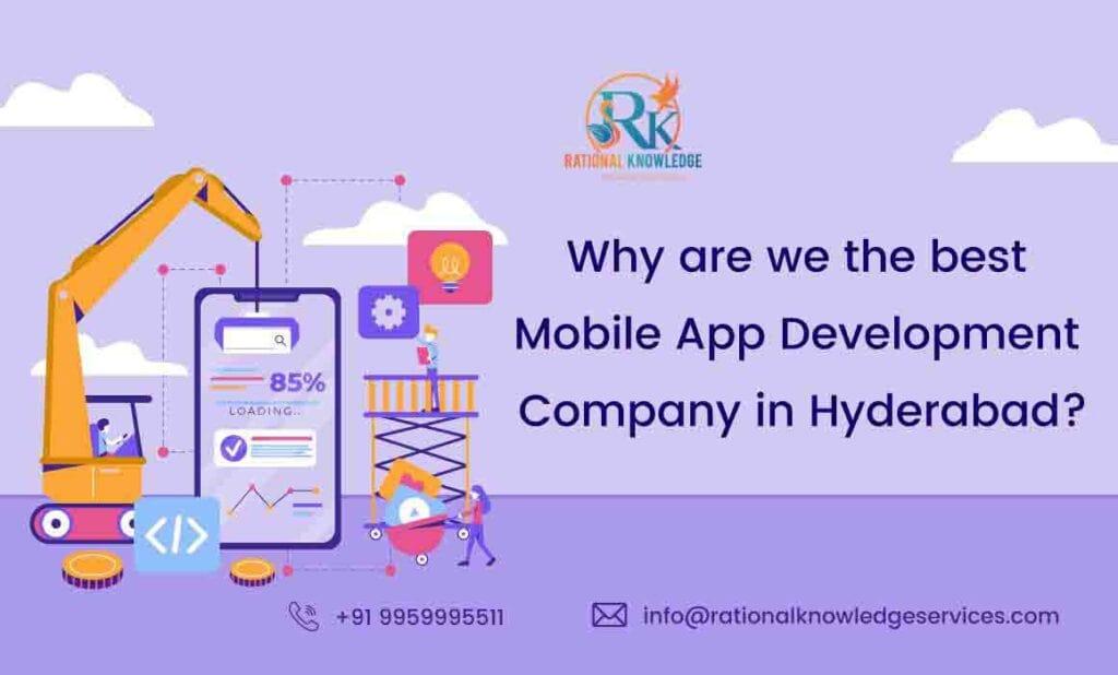 Best Mobile App Development Company in Hyderabad